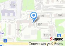 Компания «ВЛСибСтрой» на карте