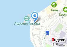 Компания «Байкальский ветер» на карте