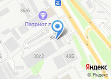 Компания «Востоксибэлектромонтаж» на карте