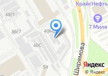 Компания «АвтоСпутник» на карте