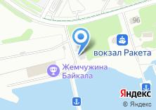 Компания «Квадрик 38» на карте