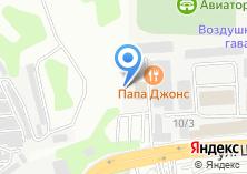 Компания «АИДА-транс» на карте