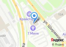 Компания «Кодо» на карте