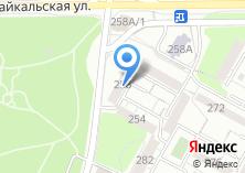Компания «Иргид» на карте