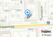 Компания «DiDan-auto» на карте