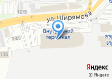 Компания «Аэро Маркетинг Сервис Групп» на карте