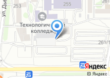 Компания «Строящийся жилой дом по ул. Байкальская» на карте