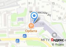 Компания «Московский государственный технический университет гражданской авиации» на карте