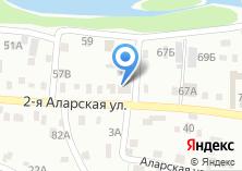 Компания «Орел» на карте