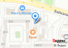 Компания «Строящийся жилой дом по ул. Дыбовского» на карте
