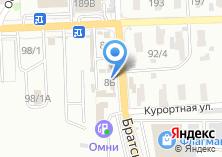 Компания «ЛегионТрейд» на карте