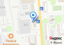 Компания «Павлин Авто» на карте