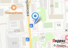 Компания «Салон-парикмахерская Елены Шелеховой» на карте