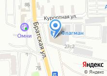 Компания «ИРКУТСКИЙ СВЕТ+» на карте