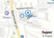 Компания «ФИЛТЭКС» на карте