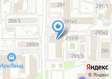 Компания «Сердце нашего города» на карте