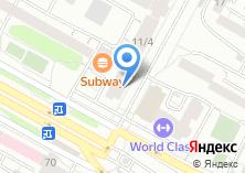 Компания «Арарат-маркет» на карте