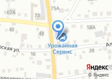 Компания «Авто Банька» на карте