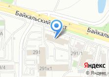 Компания «Октябрьский районный суд г. Иркутска» на карте