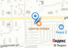 Компания «АвтоСити» на карте