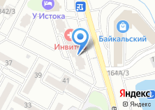 Компания «АРТС38» на карте