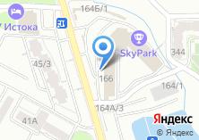 Компания «Триколор НТВ плюс» на карте