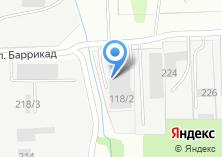 Компания «Мартин-Байкал» на карте