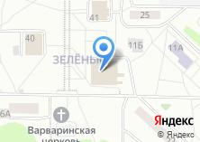 Компания «Межмуниципальный отдел МВД России на особо важных режимных объектах Иркутской области» на карте
