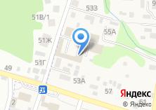 Компания «СТОЕВРО» на карте