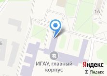 Компания «Академия» на карте