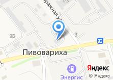 Компания «ЮКОС» на карте