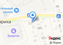Компания «BEERline» на карте