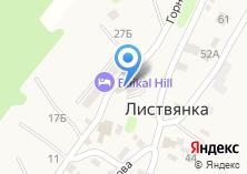 Компания «Байкальские терема» на карте
