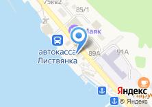 Компания «Сувениры на причале» на карте