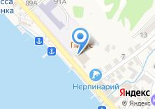 Компания «Байкальский прибой» на карте