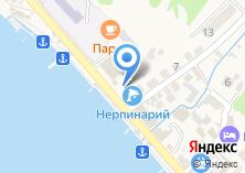 Компания «Нерпинарий» на карте