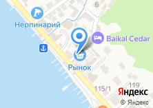 Компания «Теремок кафе» на карте