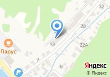 Компания «Белоречье» на карте