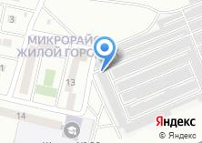 Компания «Гаражно-строительный кооператив №17» на карте