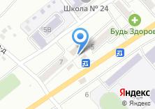 Компания «Баня №11» на карте