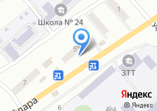 Компания «Поликлиника» на карте