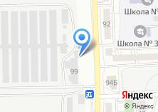 Компания «Черновский овощевод» на карте