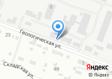 Компания «Пожарная часть №5 Черновского района» на карте