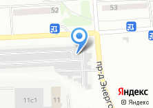 Компания «Гаражный кооператив №23» на карте