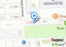 Компания «Городская поликлиника №8» на карте