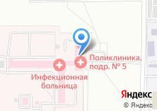 Компания «Аптечный склад» на карте