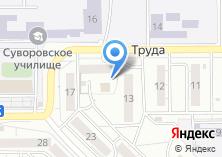 Компания «Социальный приют забайкальского края» на карте
