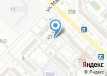 Компания «Маккавеевский пищекомбинат» на карте