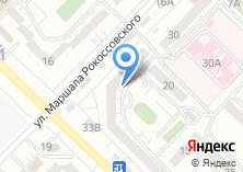 Компания «Молодость КСК» на карте