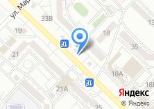 Компания «Восточные блюда» на карте
